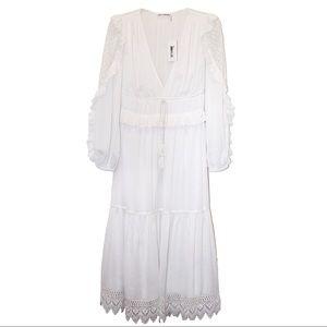 Ulla Johnson Sheila Dress in White